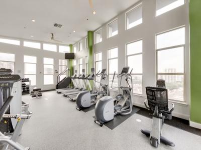 McKinney Uptown Fitness Center